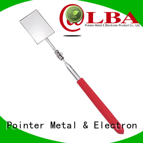 Bangda Telescopic Pole customized inspection mirror from China for workshop