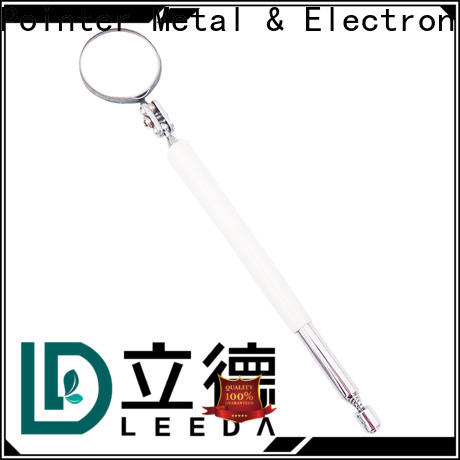 Bangda Telescopic Pole stainless small inspection mirror promotion for workshop