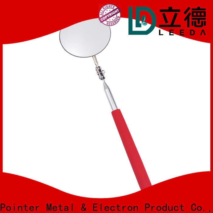 professional telescoping mirror pvc online for vehicle checking