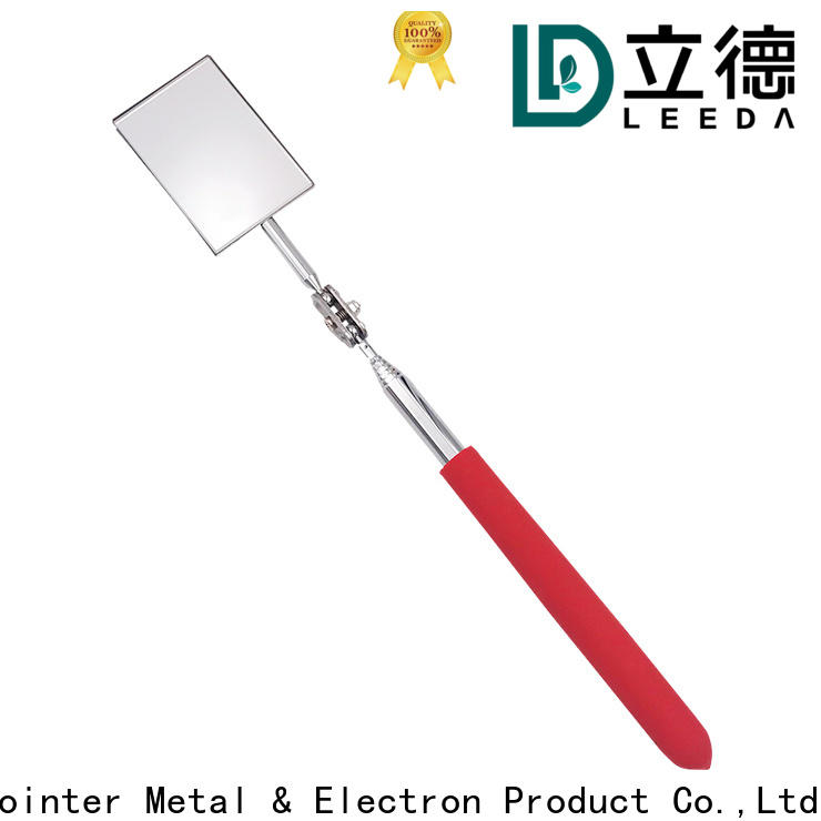 Bangda Telescopic Pole inspection telescoping mirror promotion for vehicle checking