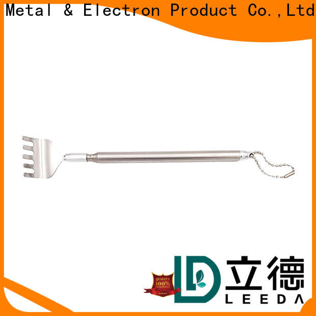 Bangda Telescopic Pole customized metal back scratcher on sale for household