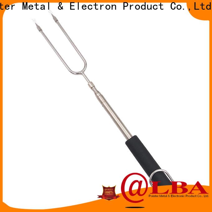 Bangda Telescopic Pole bbq metal bbq skewers promotion for BBQ