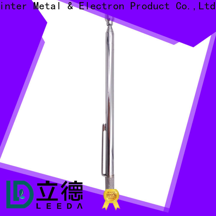 Bangda Telescopic Pole rubber magnet pick up tool directly price for car repair
