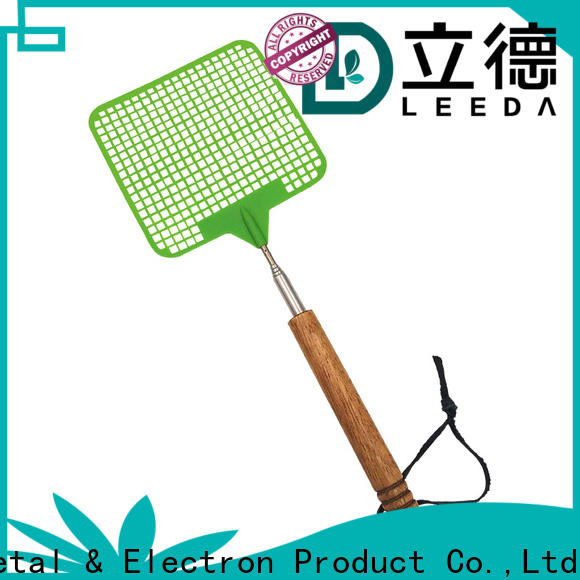 utility extendable fly swatter stainless directly price for home