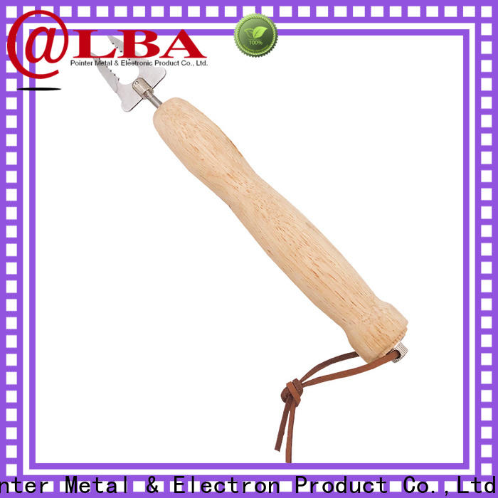 Bangda Telescopic Pole durable metal bbq skewers online for picnic