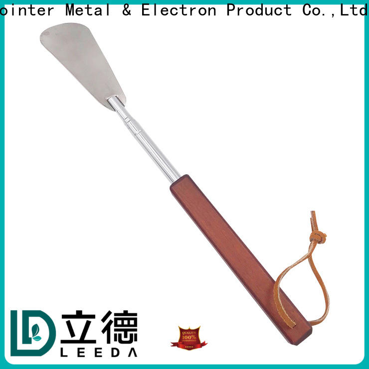 Bangda Telescopic Pole customized extra long shoe horn stainless steel factory price for family