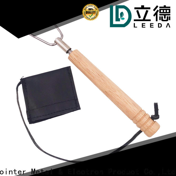 Bangda Telescopic Pole secure metal kabob skewers promotion for BBQ