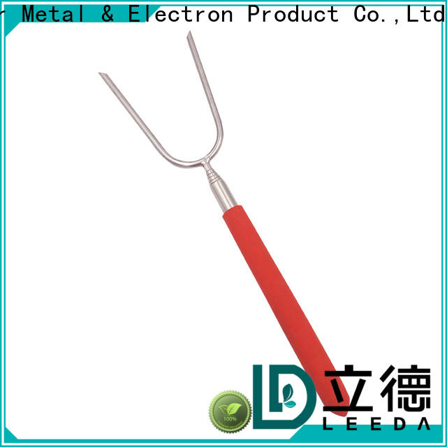 Bangda Telescopic Pole customized metal bbq skewers supplier for barbecue