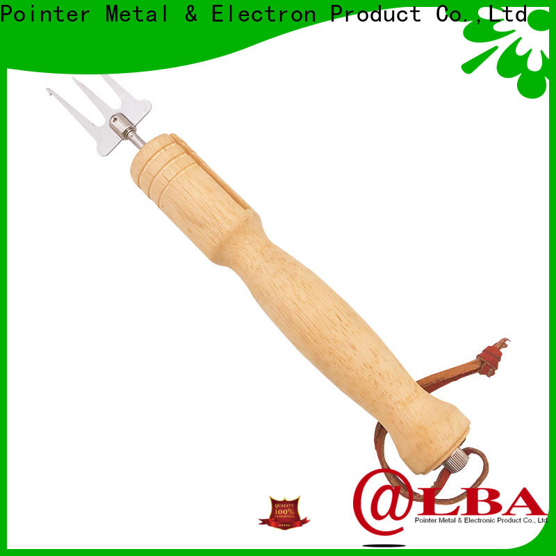 Bangda Telescopic Pole trident stainless steel skewers online for BBQ