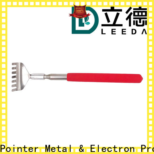 customized telescoping back scratcher back online for family