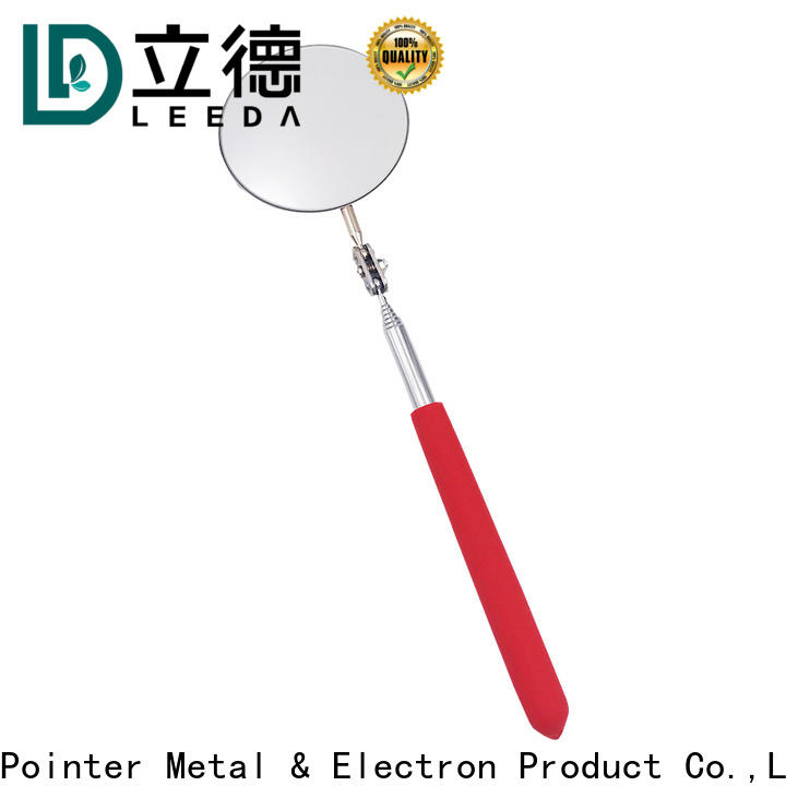 good quality under vehicle inspection mirror extendable promotion for workplace