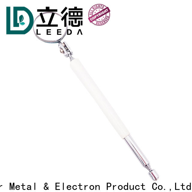 good quality telescopic inspection mirror tools from China for workplace