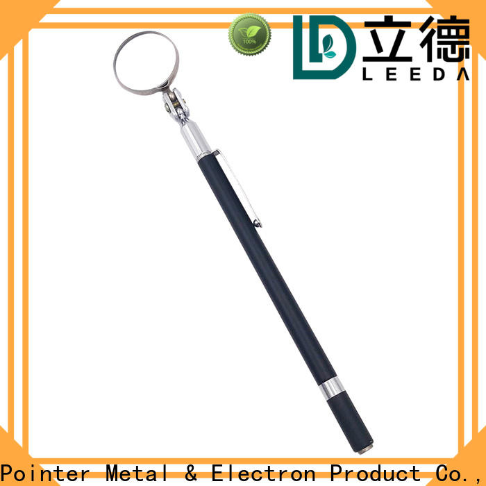 Bangda Telescopic Pole durable large inspection mirror on sale for vehicle checking