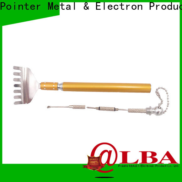 anti-rust collapsible back scratcher retractable manufacturer for home