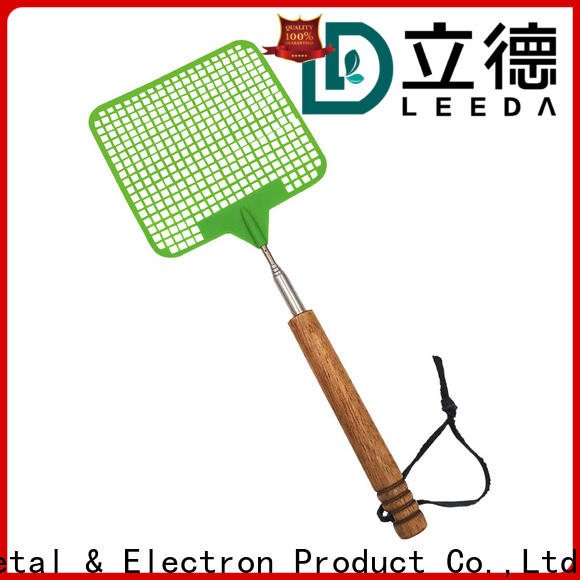Bangda Telescopic Pole stainless extendable fly swatter directly price for home
