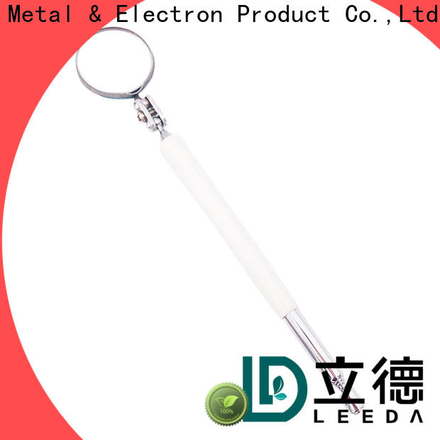 Bangda Telescopic Pole customized vehicle search mirror promotion for vehicle checking