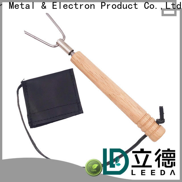 durable steel skewers rubber on sale for barbecue
