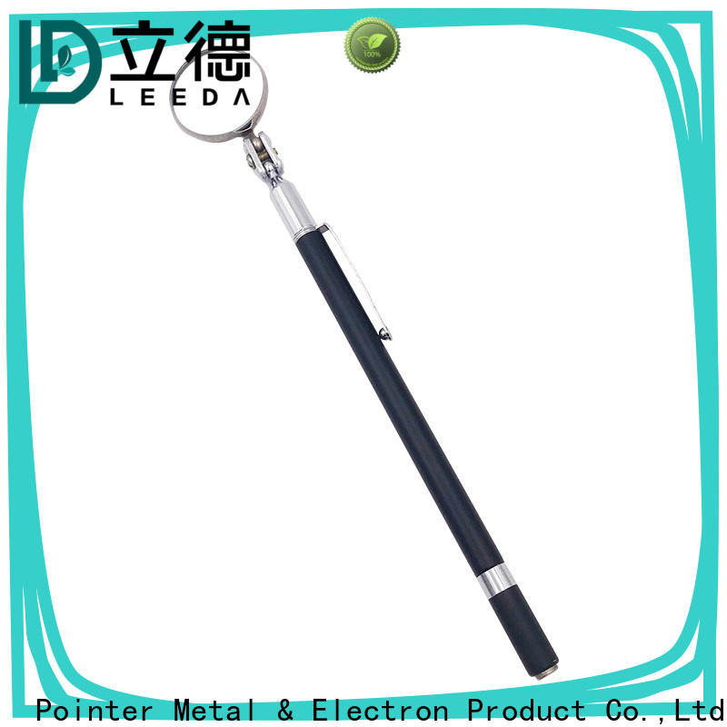 professional telescoping inspection mirror tools online for vehicle checking