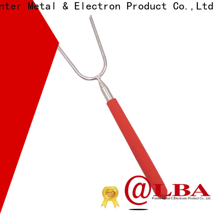 secure steel skewers extendable on sale for outdoor party