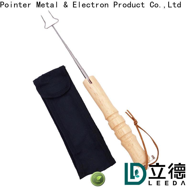 Bangda Telescopic Pole handle bbq stick promotion for BBQ