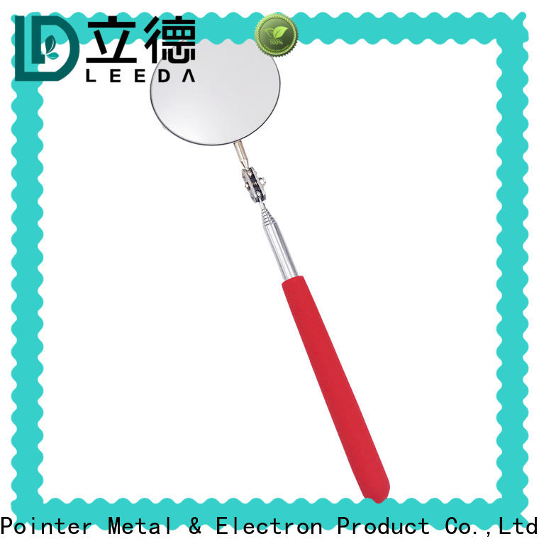 good quality telescoping mirror pvc promotion for workshop
