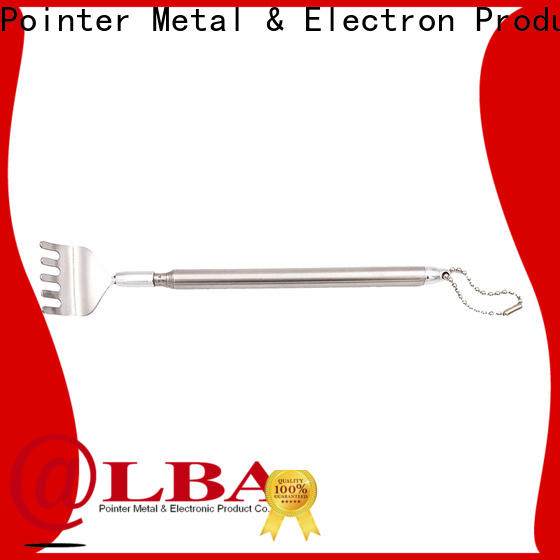 anti-rust metal back scratcher tool manufacturer for untouchable back