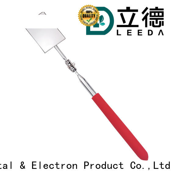 Bangda Telescopic Pole magnetic inspection mirror on sale for car repair