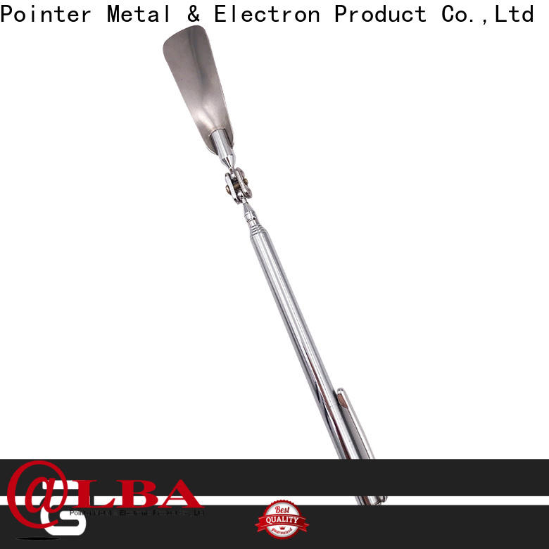 Bangda Telescopic Pole rope long metal shoe horn factory price for household
