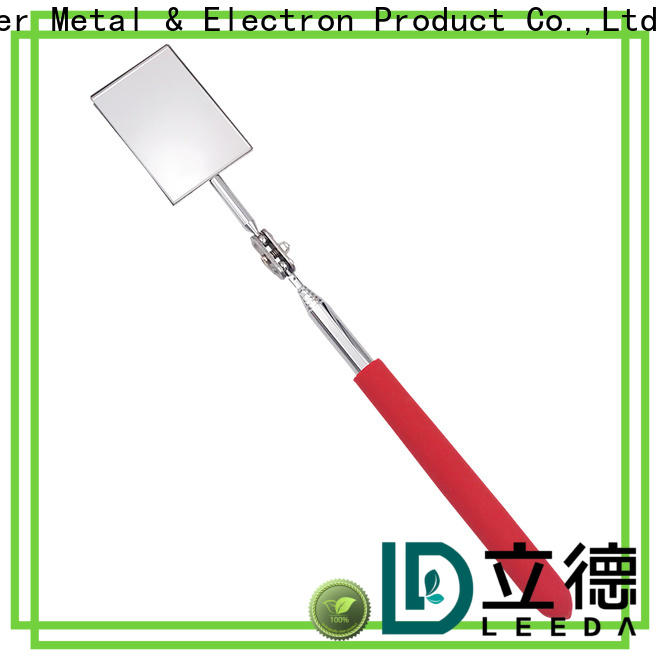 Bangda Telescopic Pole customized vehicle inspection mirror on sale for workplace