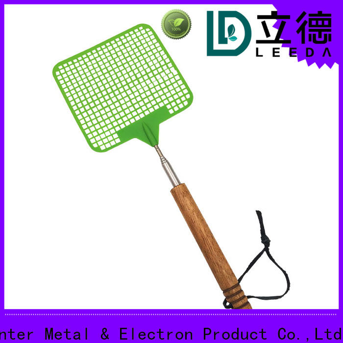 Bangda Telescopic Pole multi function long fly swatter directly price for market