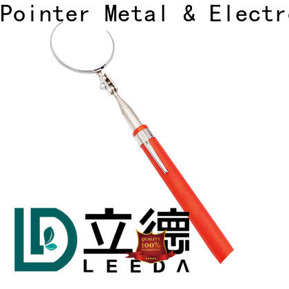 Bangda Telescopic Pole professional vehicle inspection mirror promotion for vehicle checking