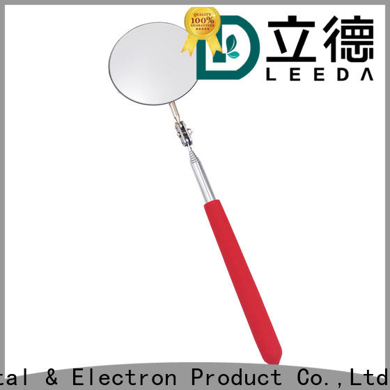 Bangda Telescopic Pole extendable small inspection mirror online for car repair