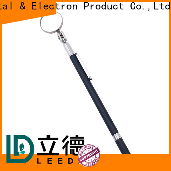 Bangda Telescopic Pole telescoping vehicle search mirror from China for workplace