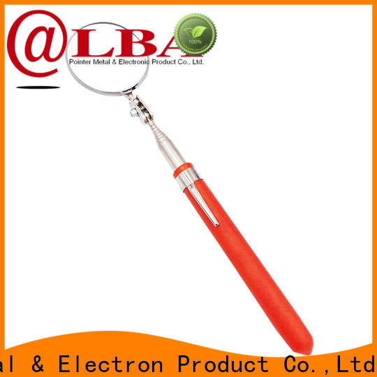Bangda Telescopic Pole good quality under vehicle inspection mirror on sale for workplace