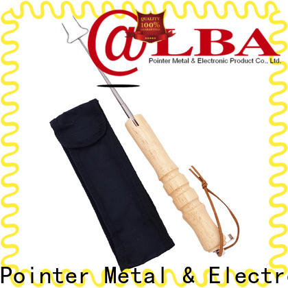 Bangda Telescopic Pole stainless metal bbq skewers on sale for outdoor party