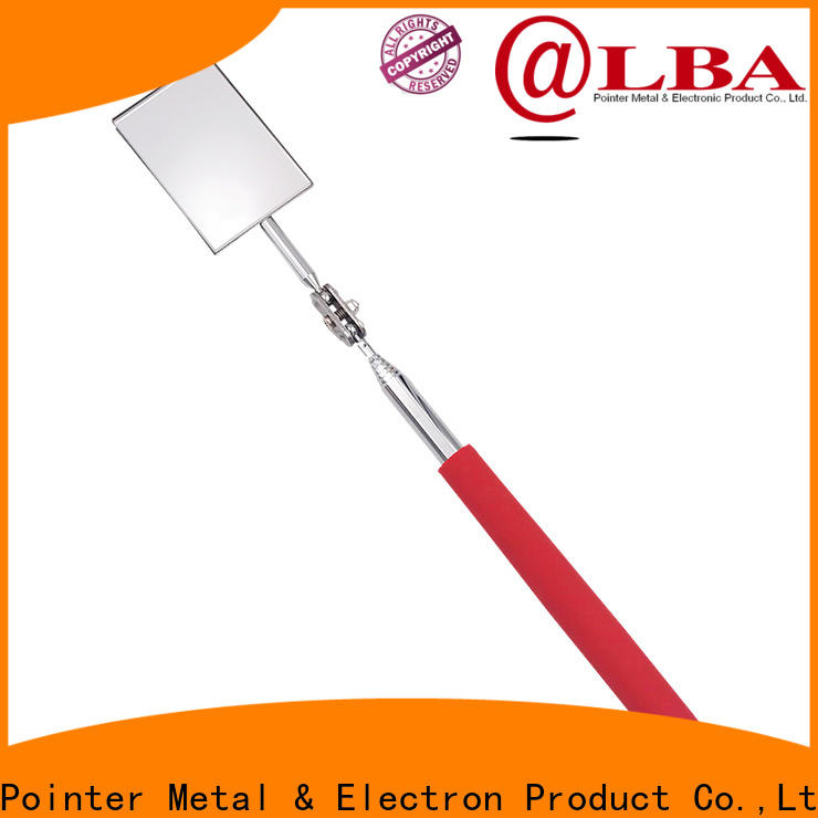 Bangda Telescopic Pole professional small inspection mirror on sale for workshop
