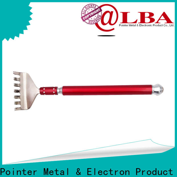 anti-rust best back scratcher handle manufacturer for untouchable back