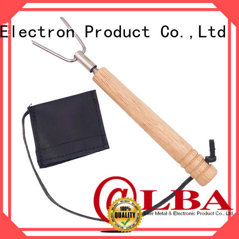 secure metal bbq skewers supplier for picnic