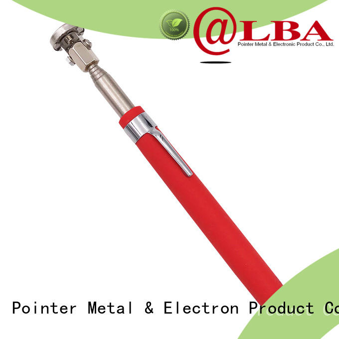 Bangda Telescopic Pole rotatable flexible magnetic pick up tool from China for workshop
