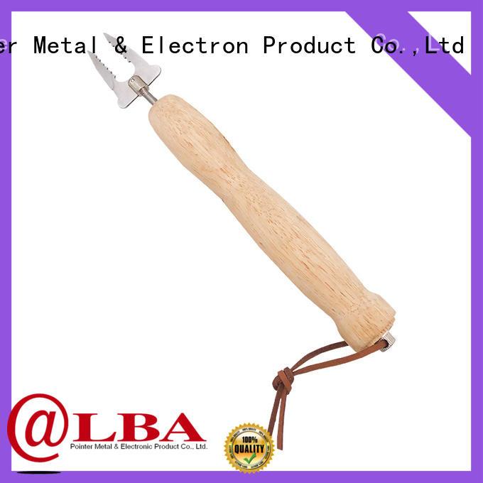 Bangda Telescopic Pole secure metal kabob skewers online for BBQ
