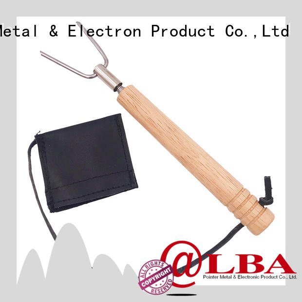 Bangda Telescopic Pole customized fork bbq on sale for picnic