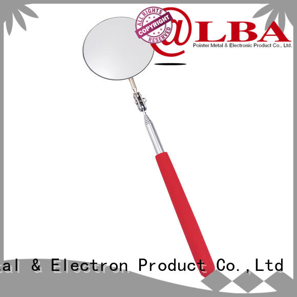 Bangda Telescopic Pole extendable small inspection mirror on sale for workshop