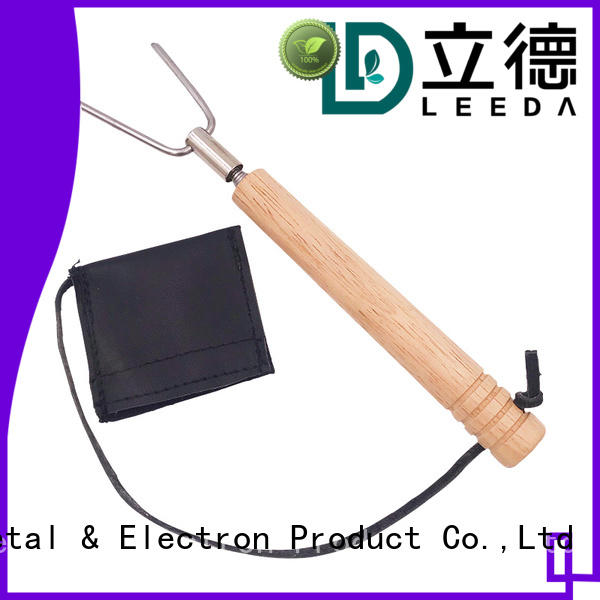 sticks extendable bbq forks promotion for barbecue Bangda Telescopic Pole