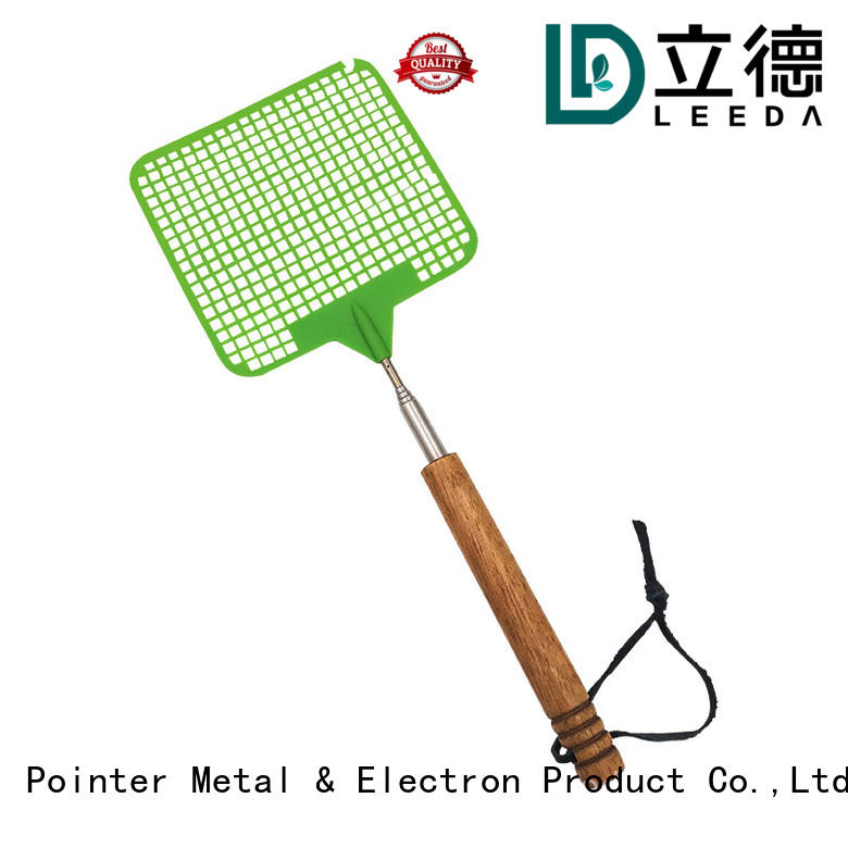 Bangda Telescopic Pole utility long fly swatter promotion for market