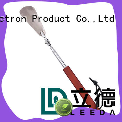 Bangda Telescopic Pole customized long metal shoe horn wholesale for daily life