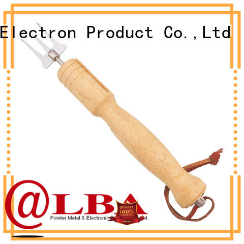 Bangda Telescopic Pole secure kebab skewers metal supplier for BBQ