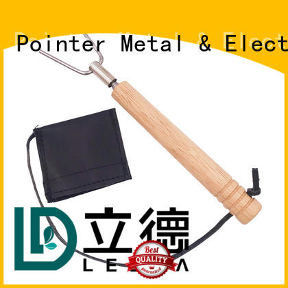 handle lighted bbq tools fork for barbecue Bangda Telescopic Pole