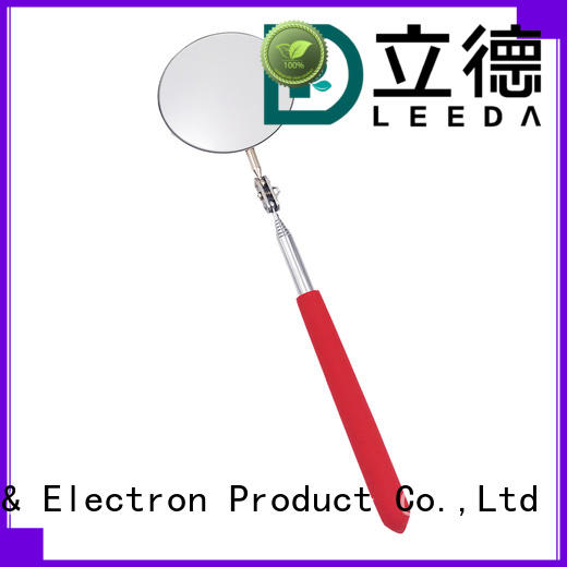 Bangda Telescopic Pole professional inspection mirror on sale for workshop