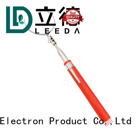 Bangda Telescopic Pole pick long handled inspection mirror on sale for workshop