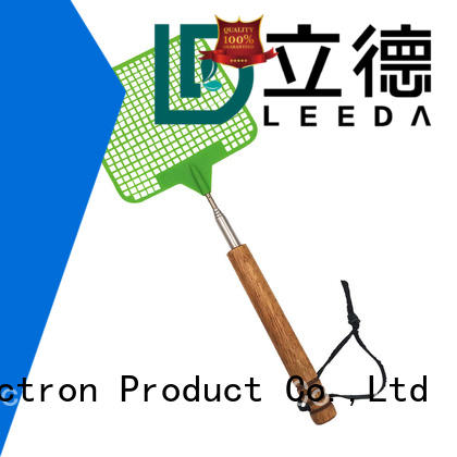 Bangda Telescopic Pole handle mosquito swatter from China for market